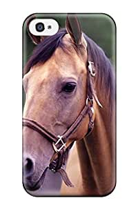 2264732K89905554 Iphone Case - Tpu Case Protective For Iphone 4/4s- Horse