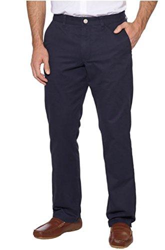 Tailor Vintage® Men's Flat Front Pant-Navy, 36 X ()