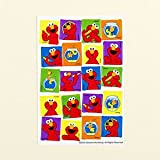 : Elmo Loves You Sticker Sheets (2)