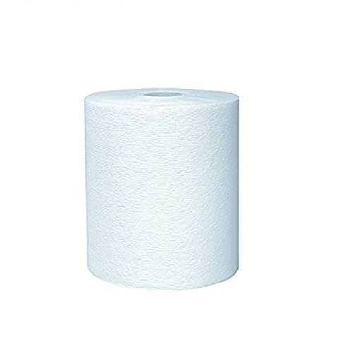 - Kleenex 50606 Hard Roll vIRMv Towels, 8 x 600ft, 1 3/4