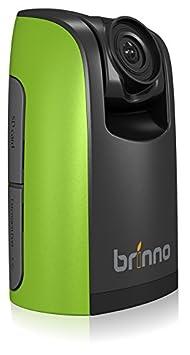 Brinno Time Lapse BCC100 Construction Camera (Green/Black) Point & Shoot Digital Cameras at amazon