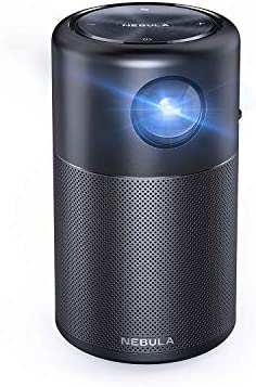 Anker Nebula Capsule Video - Proyector (100 lúmenes ANSI ...