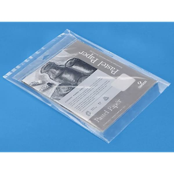 200 CLEAR 5 x 20 POLY BAGS PLASTIC LAY FLAT OPEN TOP PACKING ULINE BEST 1 MIL
