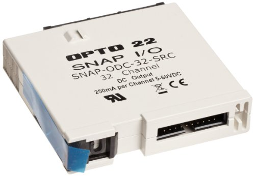 Opto 22 SNAP-ODC-32-SRC - SNAP Digital (Discrete) Output Module, Load Sourcing, 32-Channel, 5-60 (Sinking Output Module)