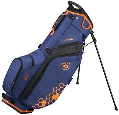 Amazon.com: Wilson Staff Feather - Bolsa de golf: Sports ...