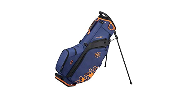 Amazon.com: Wilson Staff Feather - Bolsa de golf: Sports ...