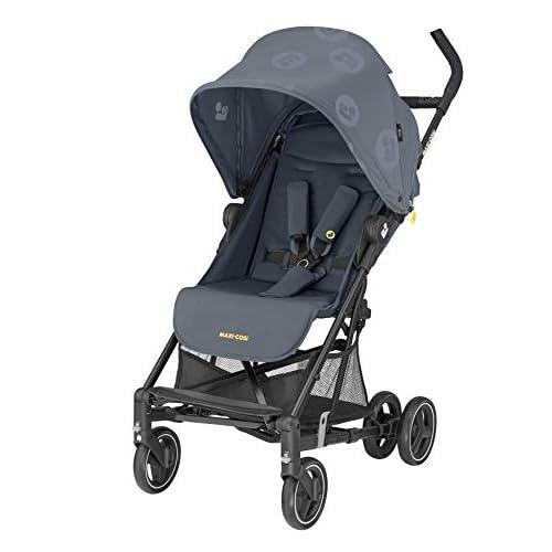 Maxi-Cosi Mara Cochecito de 0 meses a 22 kg, plegable y ligero 6.7 kg, reclinable con posición para dormir, plegado compacto, color brave graphite a buen precio
