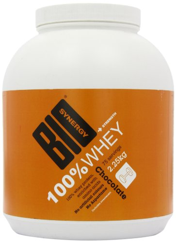 Bio-Synergy 100% Whey, Chocolate, 5 lbs