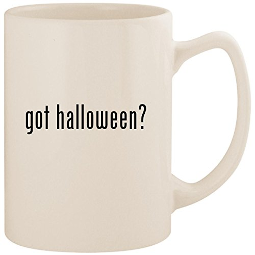 got halloween? - White 14oz Ceramic Statesman Coffee Mug Cup]()