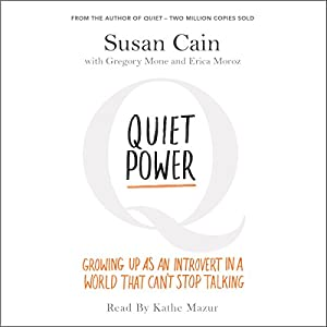 Quiet Power Audiobook
