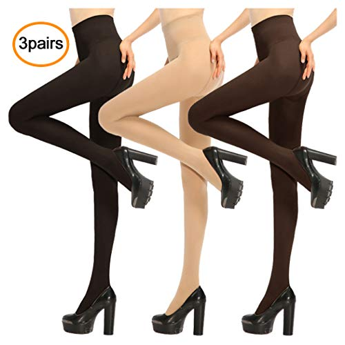 (Women Tight,Ladies Tights,Womens Opaque Pantyhose Lady Black Leggings)