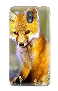 Top Quality Rugged Fox Case Cover For Galaxy Note 3