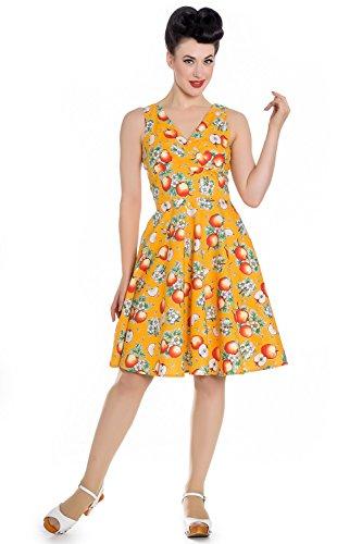 orange blossom dress - 8