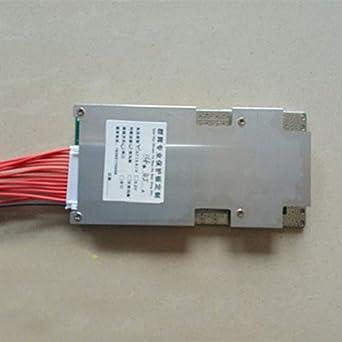 Amazon com: DP-iot 14S 51 8V 45A BMS PCB PCM for ebike