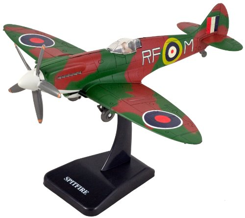 InAir E-Z Build Model Kit - Spitfire - 1:48 Scale