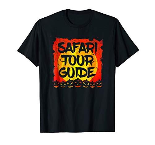 Funny Safari Tour Guide Halloween Costumes Gift