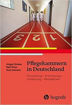 Book Pflegekammern in Deutschland