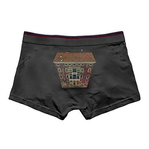 ZOZGETU Building Men's Underwear Soft Cotton Boxer Brief Boxer Briefs Underpants