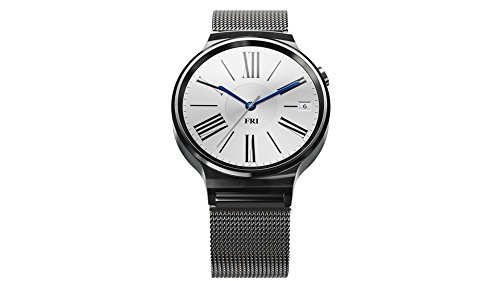 Huawei Watch W1 Classic Stainless [シルバー/メタルバンド]