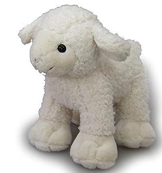Cordero Ovejas color blanco * 20 cm * oveja Casa oveja Peluche Oveja Peluche