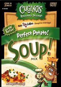 Dry Soup Mix Perf Potato