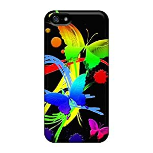 New Fashion Case Cover For Iphone 5/5s(FfXcuia5119JrZIe)