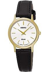 SEIKO SOLAR Women's watches SUP299P1