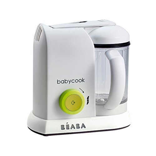 BEABA Babycook 4 in 1 Steam Cooker and Blender (Neon) [並行輸入品]   B073TJBH7Y