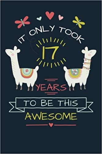 It Only Took 17 Years To Be This Awesome LLama Journal And