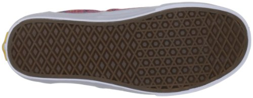 Vans Era, Zapatillas de skate Unisex Rojo (Rouge Red)