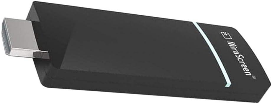 H HILABEE Antena Inalámbrica 2.4G WiFi A HDMI TV Receptor ...
