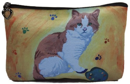 paw paint bag