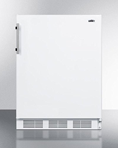 Summit FF61ADA Refrigerator, White