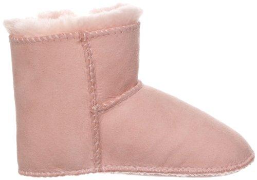 Ugg Australia Erin - Zapatos de bebé de lana bebé unisex rosa - rosa
