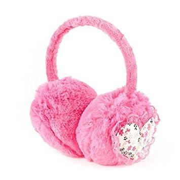 Amazon.com: eDealMax Floral Rosado de la Felpa de la Parte ...