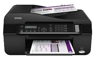 Epson Stylus Office BX320FW 5760 x 1440DPI Inyección de tinta A4 38ppm Wifi multifuncional - Impresora multifunción (Inyección de tinta, Colour printing, Colour copying, Colour scanning, Mono faxing, 38 ppm)