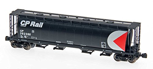 - Intermountain Z Scale Cyl. Covered Hopper Canadian Pacific/CP Rail/Multimark