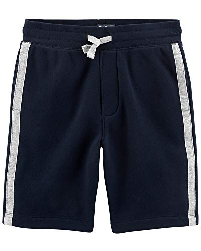 Oshkosh Fleece Shorts - OshKosh B'Gosh Toddler Boys Fleece Shorts - Navy - 2T
