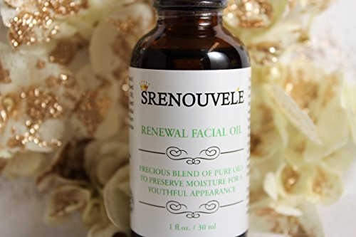 100% All Natural & Organic Facial Oil with Vitamin E & Antioxidants is Natural Anti Aging, Hydrates Skin Best Face Moisturizer; Cold Pressed Best Treatment for Body, Hair & Nails, Makeup Remover 1FL.O Review