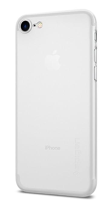 241 opinioni per Cover iPhone 7, SPIGEN® Cover Custodia MORBIDA e SOTTILE solamente 0.3mm [Air