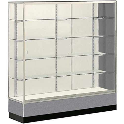Wall Trophy Display Case 60
