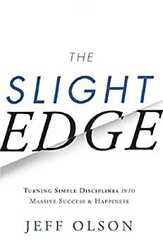 Slight Edge Turning Disciplines Happiness ebook product image