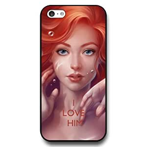 Disney Frozen Quotes Hard Plastic Phone Case Cover For Samsung Glass S4 Cover - Black