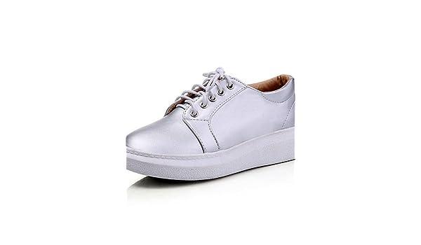 IOLKO - Zapatillas de bádminton para niña silver-us6.5-7 / eu37 / uk4.5-5 / cn37 wYYc2O3Uw