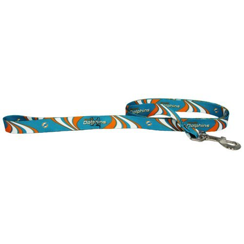 Hunter MFG Miami Dolphins Dog Leash