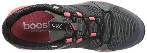 Adidas Vrouwen Terrex Agravic Gtx Boost Vrouw Trekkingsschoenen Trekking & Wandelschoenen Half Grijs (grijs Vista / Kern Zwart / Super Blush)