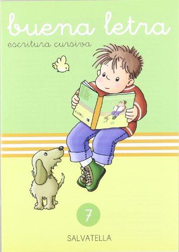Descargar Libro Buena Letra Cursiva 7 Teresa Sabaté Rodié