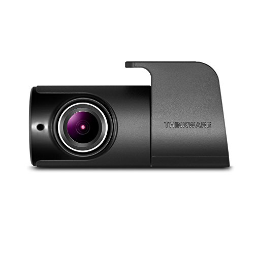 THINKWARE Rear View Camera for X500/X550 and F770 Dash Cam (TWA-X500F750R) | 1080p Sony Exmor | Connecting Cable Included | 2-Channel | Dual Channel | Front and Rear | Uber Lyft Car Taxi Rideshare