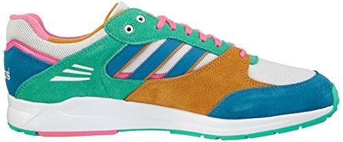 adidas Tech Super - Zapatillas para mujer Solmint Herblue Sopink
