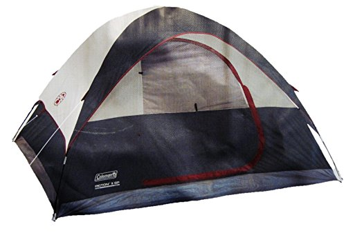 Coleman-6-Person-Traditional-Camping-Tent